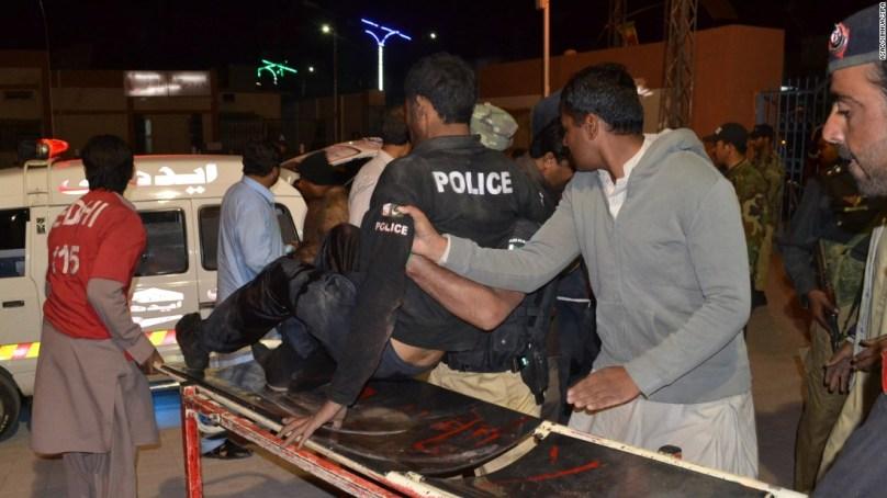 وزیر اعلی گلگت بلتستان کی کوئٹہ میں ہونے والی دہشتگردی کی شدید مذمت ، دو روزہ سوگ کا اعلان