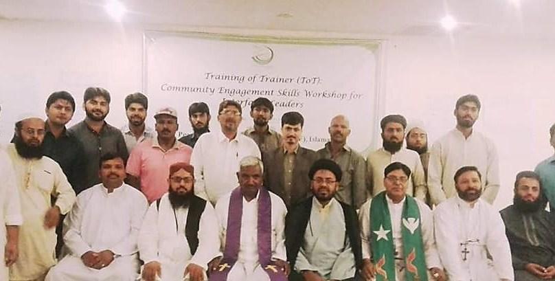 پاکستان میں امن و ہم آہنگی کی راہ ہموار کریں گے، بین المذاہب کمیونٹی قائدین کا عزم