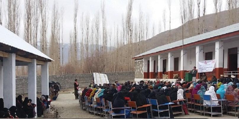 آغا خان ہیلتھ سروس پاکستان کے زیر اہتمام چترال کے مختلف علاقوں میں بیماریوں کے بارے میں آگاہی سیمینارز کا انعقاد