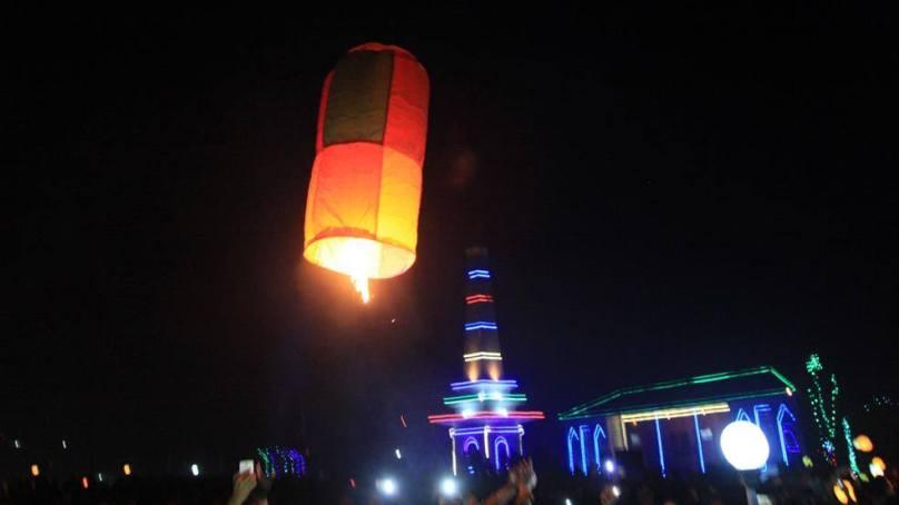 ضلع شگرمیں جشنِ مے فنگ جوش و خروش کے ساتھ منایا گیا