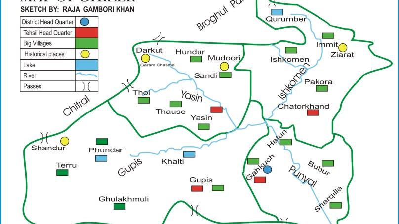 غذر میں چار اضلاع  اور آبادی کے تناسب سے اضافی نشستوں کے حوالے سے آل پارٹیز کانفرنس کا انعقاد