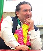 راجہ جلال تحریک انصاف گلگت بلتستان کےصدر فتح اللہ خان جنرل سیکرٹری بن گئے