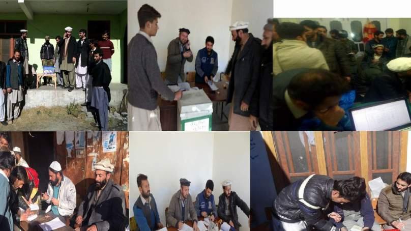 چترال: انٹرا جماعت اسلامی یوتھ الیکشن کےنتائج