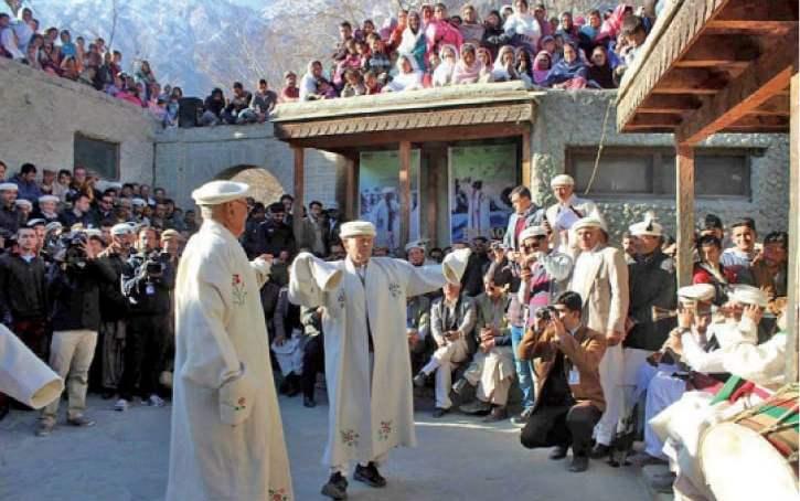 ہنزہ : التت میں قدیم تہواربوپھاؤ منانےکی تیاریاں عروج پر