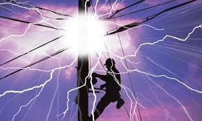 شگر: تروپی میں بجلی کی شارٹ سرکٹ سے بیوہ خاتون کا گھر جل کر خاکستر