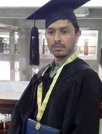 سکردو سے تعلق رکھنے والے طالبعلم ساجد حسین  نے ایم فل میں گولڈ مڈل حاصل کر لیا