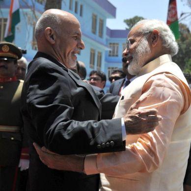 افغانستان میں بھارت کاکردار خطرے کی گھنٹی