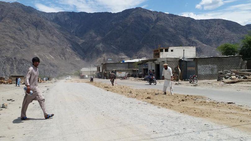 وزیر اعلی کے متوقع دورے سے قبل محکمہ تعمیرات کو چلاس کی سڑکیں یاد آگئیں