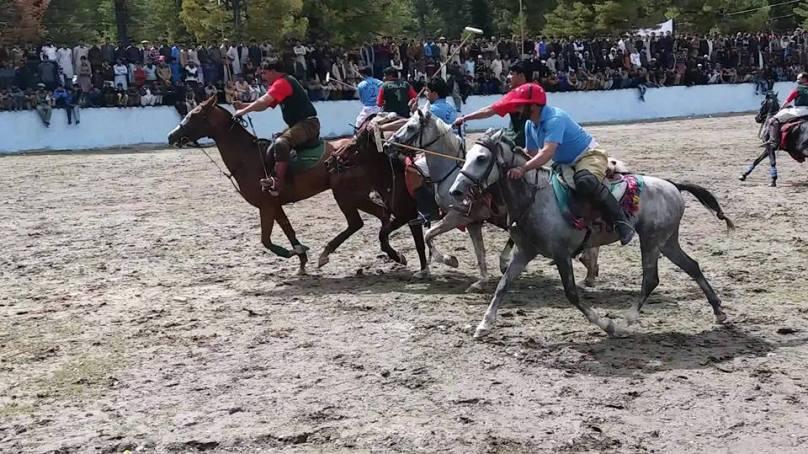 دیامر نے گلگت کی ٹیم کو ہرا کر راما فیسٹیول جیت لی