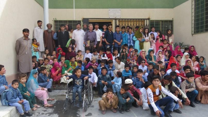 سپیشل ایجوکیشن کمپلیکس گلگت میں عید ملن کی خصوصی تقریب منعقد