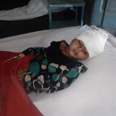 دروش میں سڑک حادثہ ایک شحص جاں بحق۔ بچوں اور خواتین سمیت سات زحمی