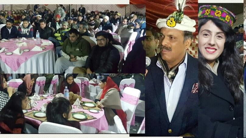 خنجراب سے عطاآباد پہنچنے پر پاکستان موٹر ریلی کا والہانہ استقبال، ثقافتی تقریب کا انقعاد