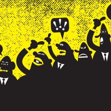 گلگت بلتستان کے سیاسی اندھے