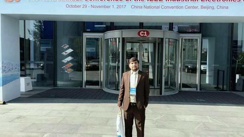 شگر سے تعلق رکھنے والے طالب علم نا صر علی نے شنگھائی جیو ٹونگ یونیورسٹی سے الیکٹریکل انجینئرنگ میں ایم ایس کی ڈگری حاصل کی