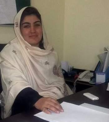 سی اینڈ ڈبلیو چترال میں پہلی خاتون سب انجینئر کی تقرری