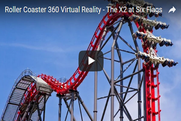 Get ready to enter an. The X2 At Six Flags Urdu92 Videos