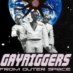 Space Movie 1992 - The Title of the movie is Gayniggers from Outer Space.