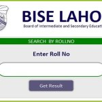 BISE Lahore Board 10th Class Result