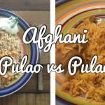 Afghani Pulao Recipes