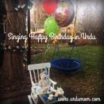Happy Birthday Song in Urdu