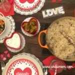 Family, Love and the Joy of Pulao