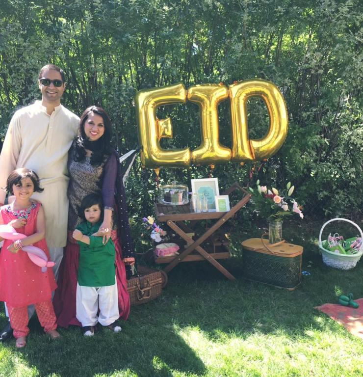eid dresses family