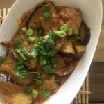 Khatay Baingan Recipe