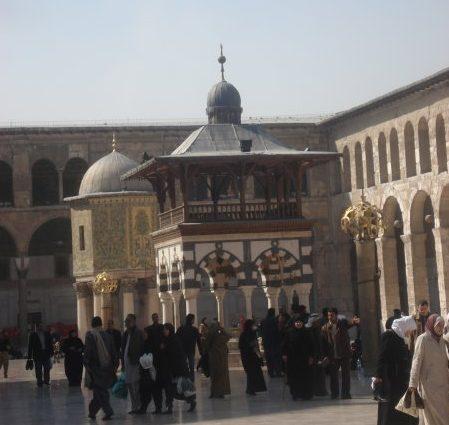 Travel to Syria