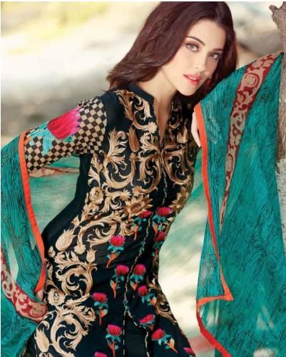 New 2019 Summer Pakistani Fashion Styles