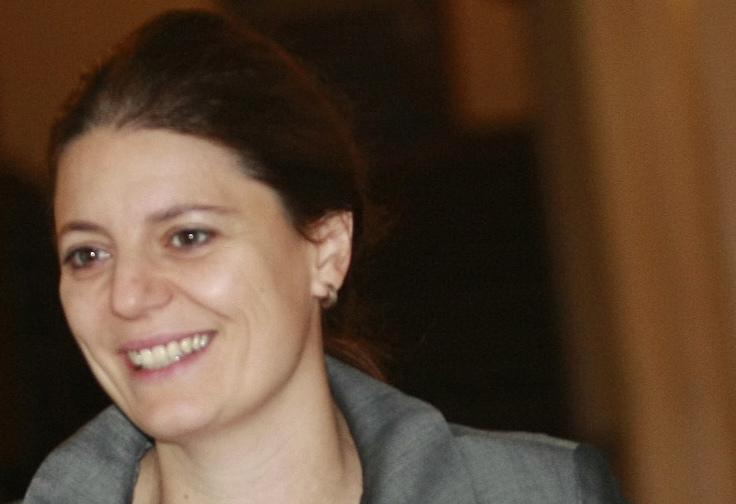 Мария Дивизиева, шеф на кабинета на премиера Пламен Орешарски