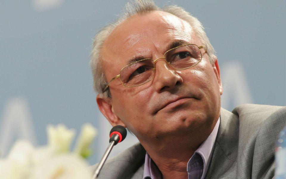Основателят и почетен председател на ДПС Ахмед Доган
