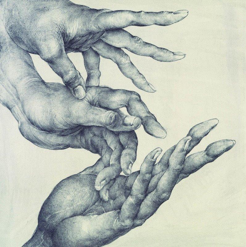 лъжи ръце