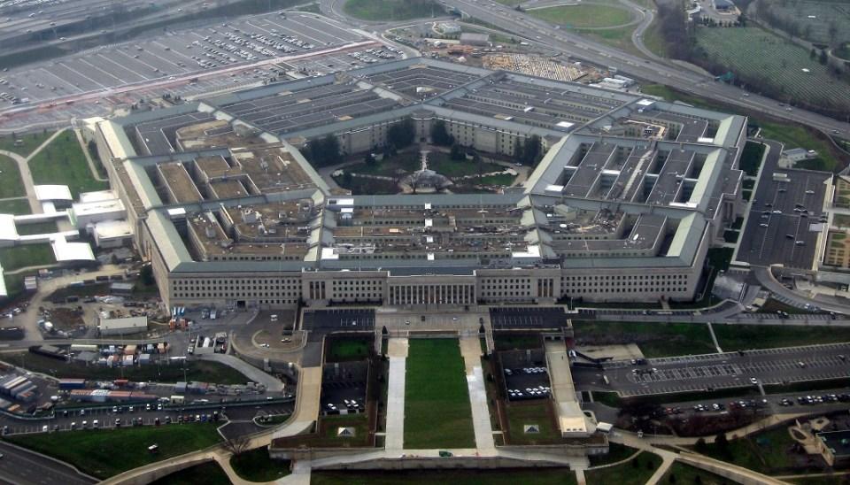 Американският Пентагон. Снимка: Wikipedia
