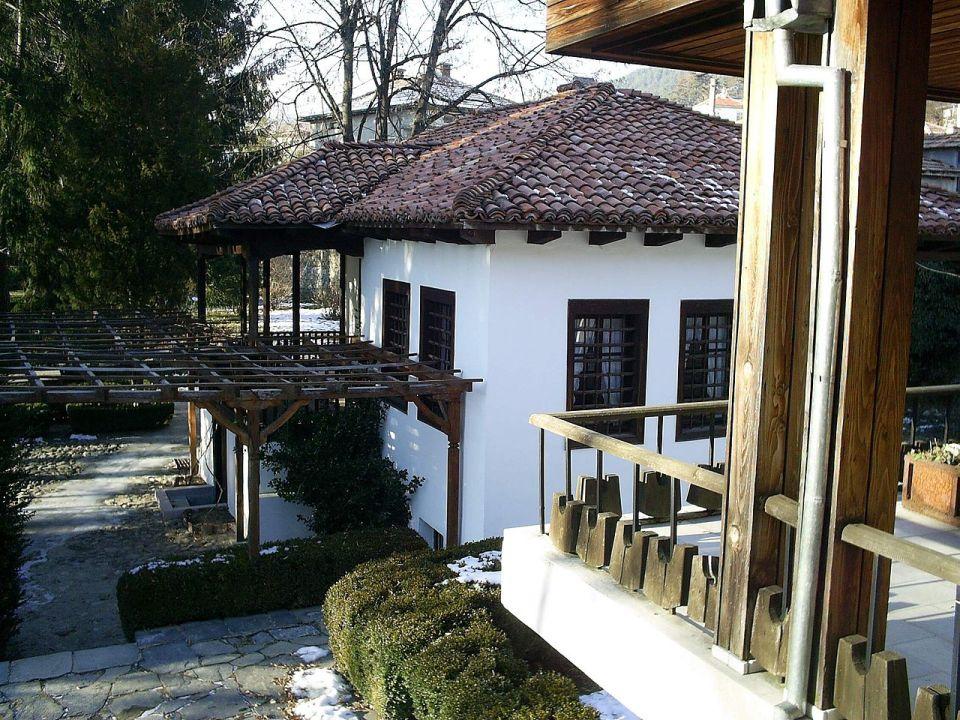 Къщата музей на Христо Ботев