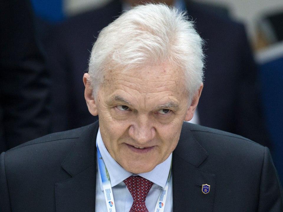 Генадий Тимченко