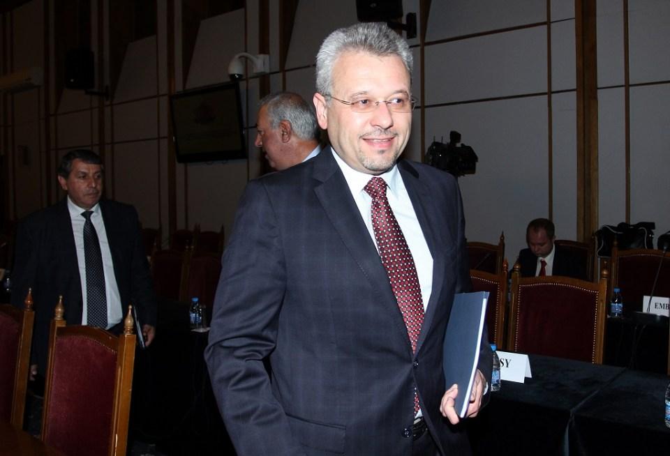 Тунчер Кърджалиев. Снимка: БГНЕС