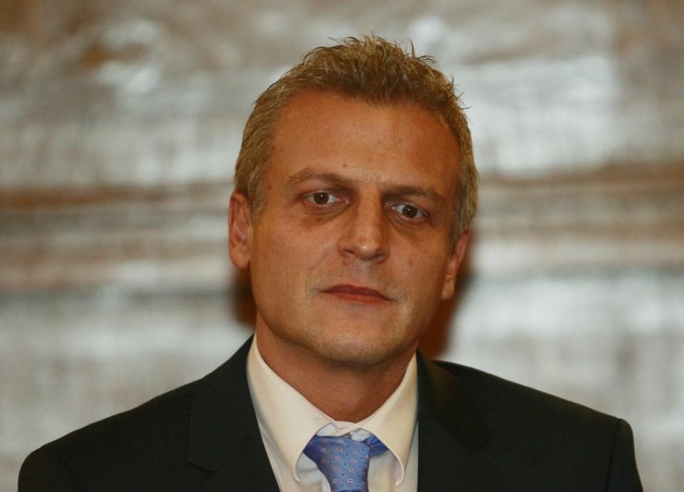 Петър Москов. Снимка: БГНЕС