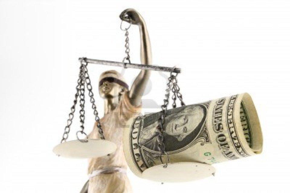 Темида корупция