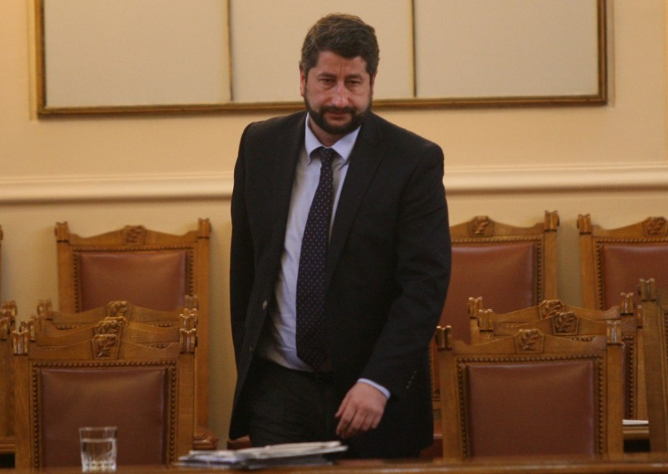 Христо Иванов. Снимка: БГНЕС