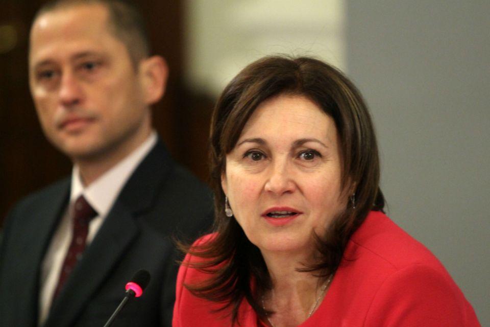 Румяна Бъчварова. Снимка: БГНЕС