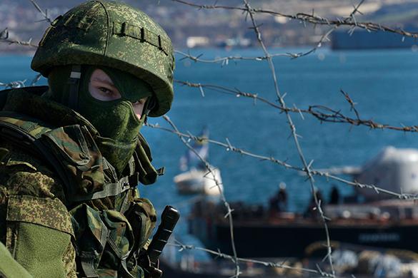 Крим руски войник