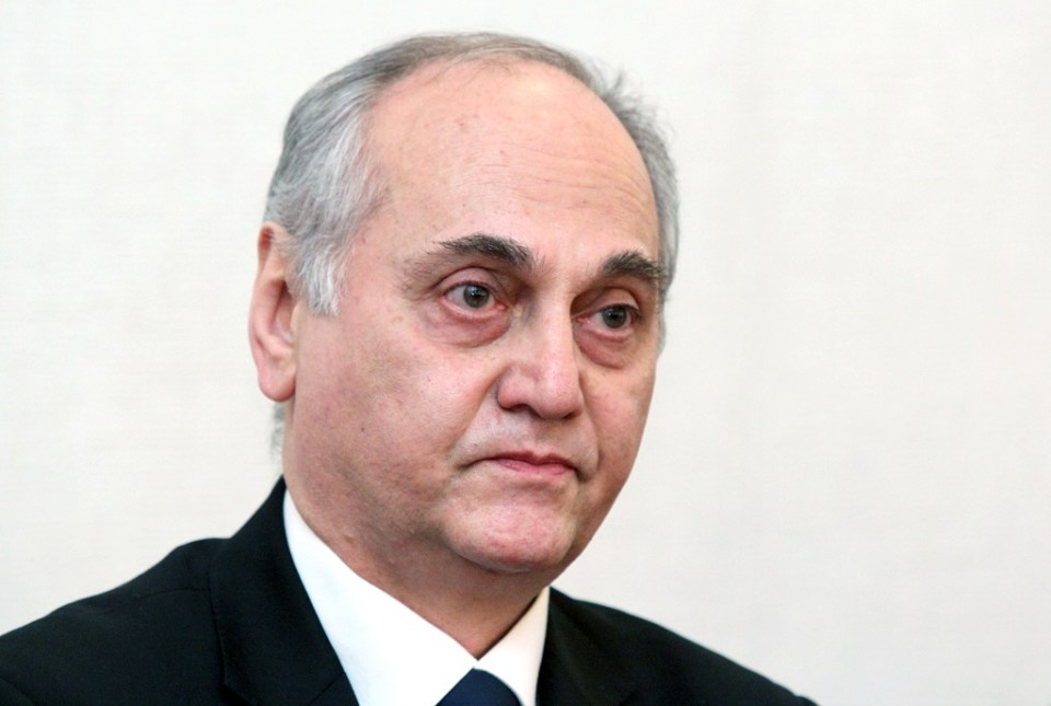 Д-р Глинка Комитов. Снимка: БГНЕС