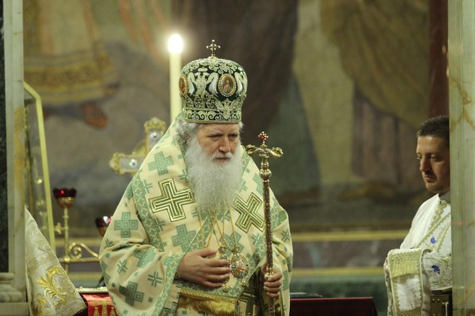 Българският патриарх и Софийски митрополит Неофит. Снимка: БГНЕС