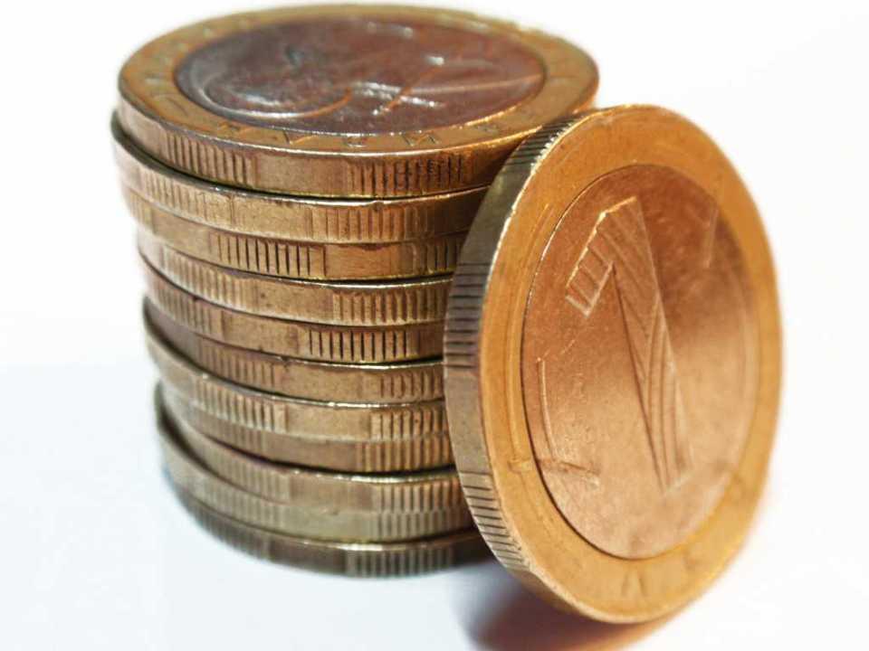 монети 1 лев