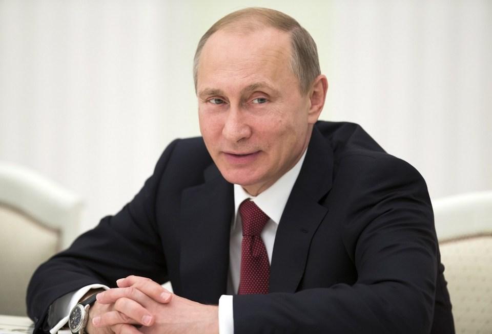 Руският президент Владимир Путин. Снимка: EPA/ БГНЕС