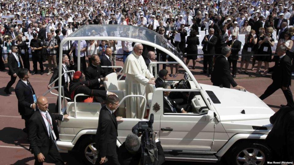 папа Сараево