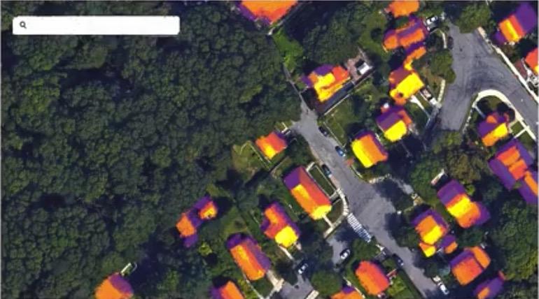 google project sunroof