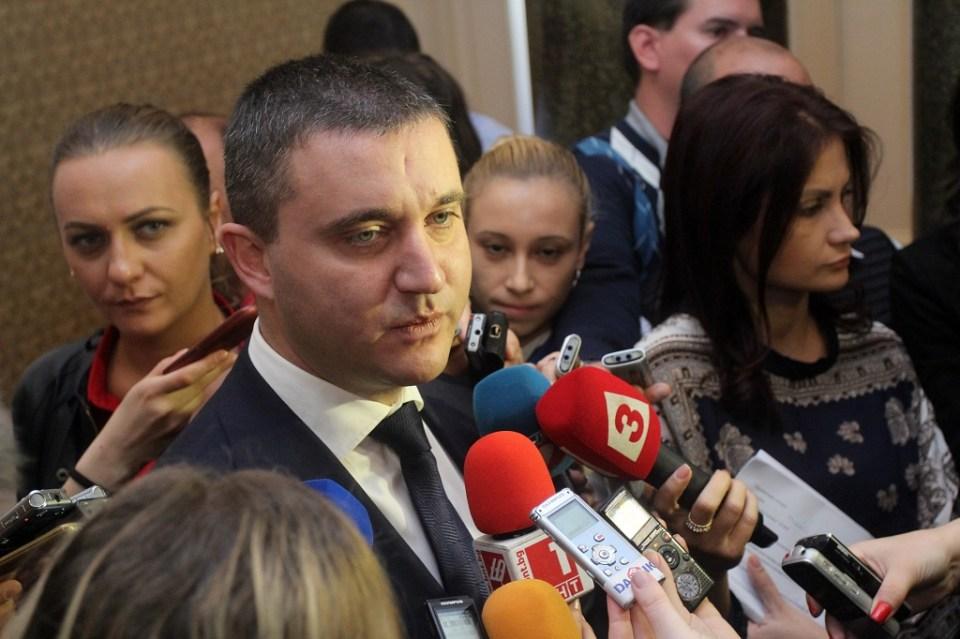Владислав Горанов. Снимка: БГНЕС