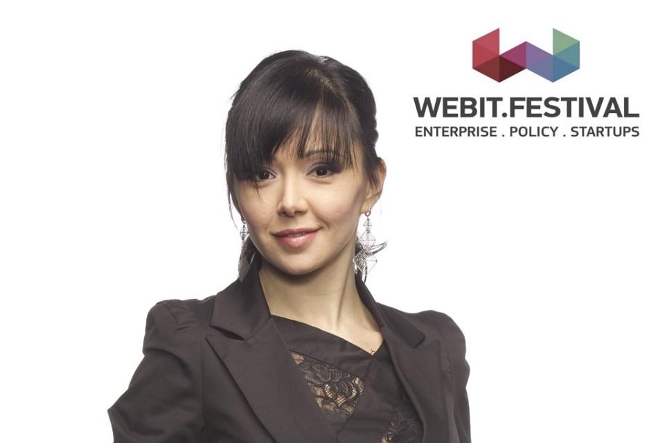 Аниела Русева. Снимка: Webit