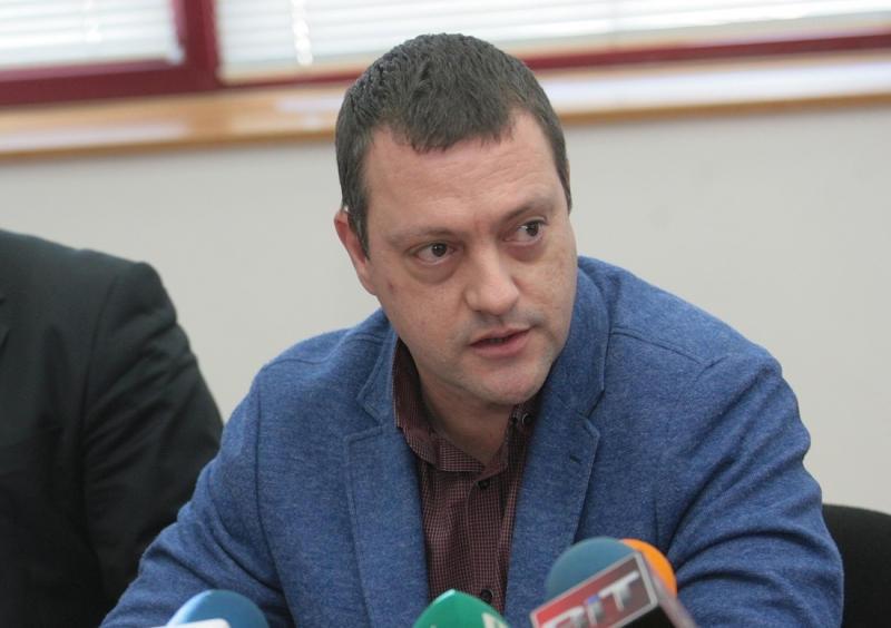 Симеон Арнаудов. Снимка: БГНЕС